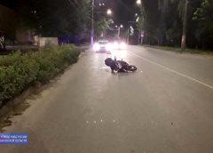 В ДТП на Постышева с мотоциклом погиб байкер