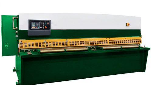 Компания «Тайфун» рассказала о гильотинах в производстве