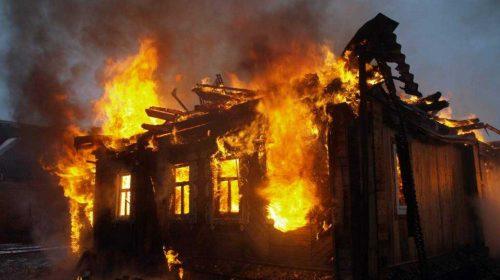 Пожар в Теплово: в Палехском районе погибли три человека