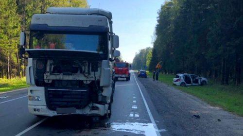 В аварии у Бибирево пострадала 31-летняя пассажирка