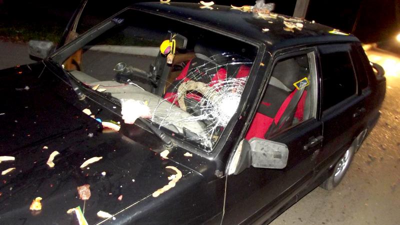 В Родниках водитель «ВАЗ» сбил женщину на пешеходном переходе