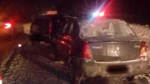 Две женщины не разъехались на дороге в Шуйском районе