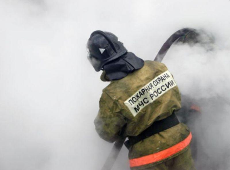 В Родниковском районе сгорел жилой дом с постройками: пожар уничтожил 177 квадратов