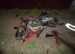 Авария в Кинешме: произошло столкновение «Ауди» и мотоцикла «Хонда»