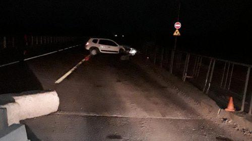Авария на новой окружной: под кирпич проехал пьяный водитель
