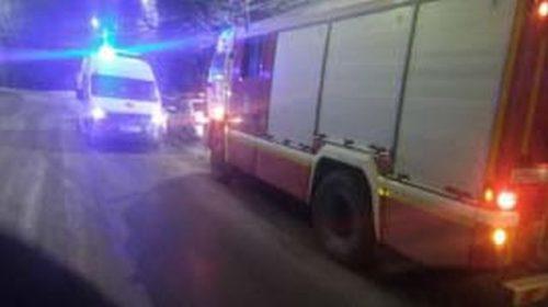 Человека сбили на Велижской: пешеход в больнице