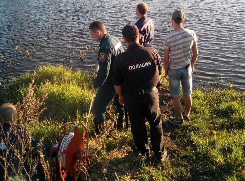 В Уводи в субботу утонул еще один человек