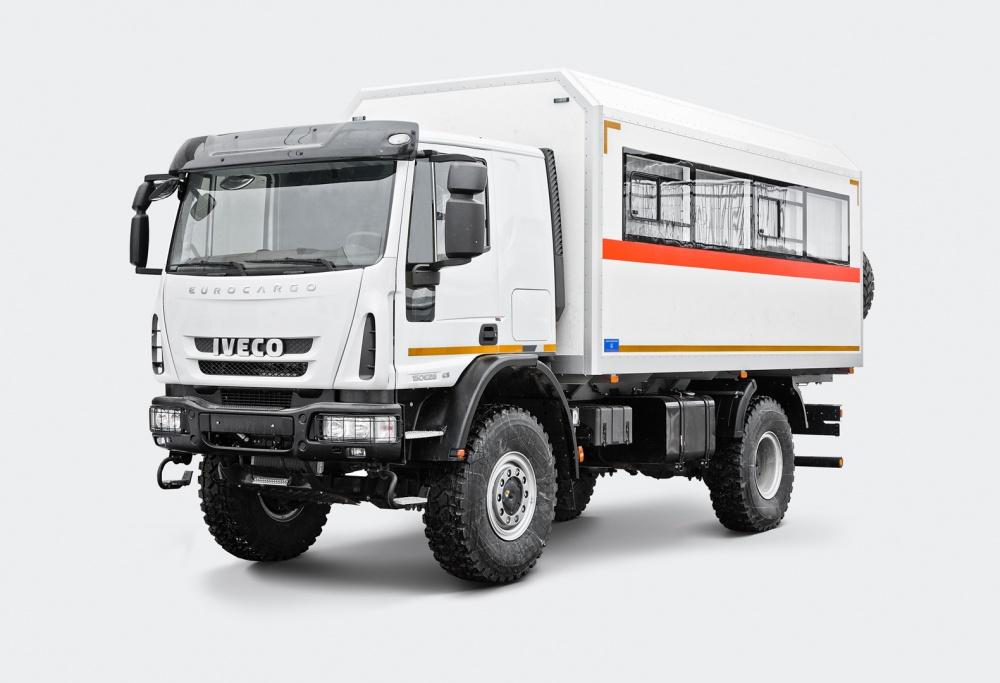 На заводе «Промавто» рассказали об изотермических фургонах