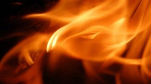 Новый пожар на Сортировке: в этот раз горели сараи