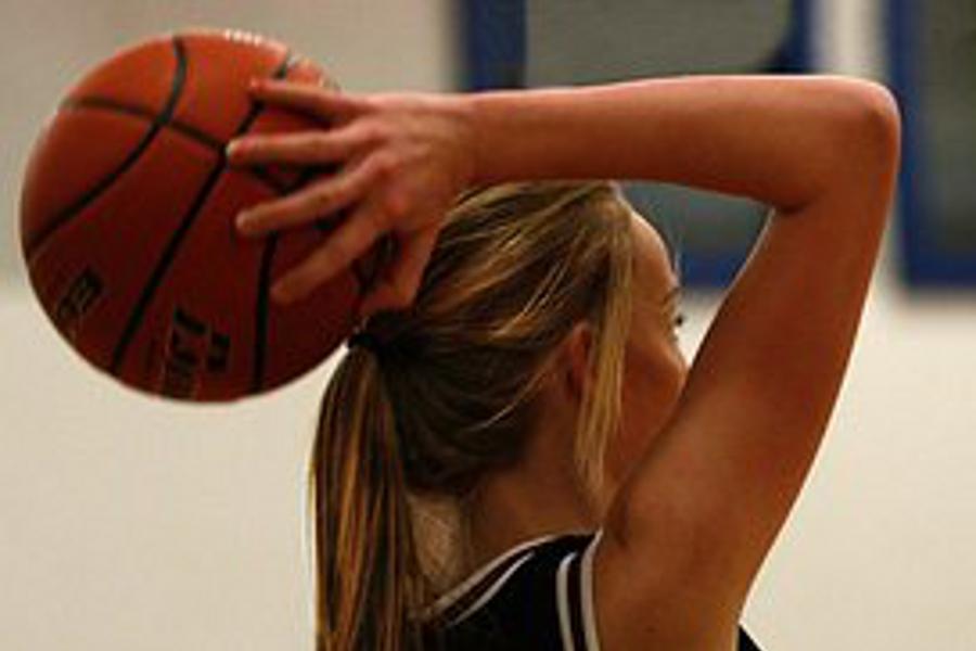 Итоги соревнований по баскетболу среди девушек
