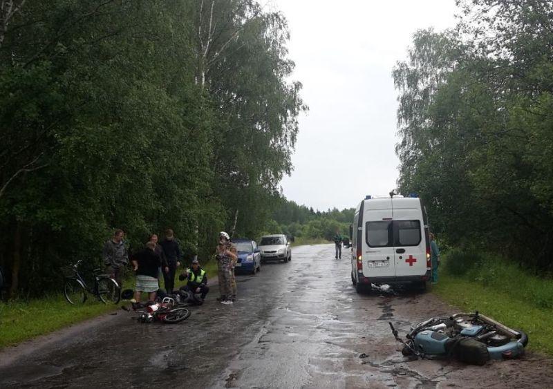 Авария в Шуйском районе с тремя пострадавшими: детали и подробности