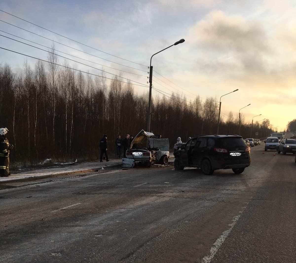 Авария в Шуе: два человека погибли в ДТП