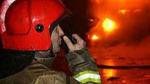 Утром на 4-м Чкаловском переулке горел дом: есть пострадавшие