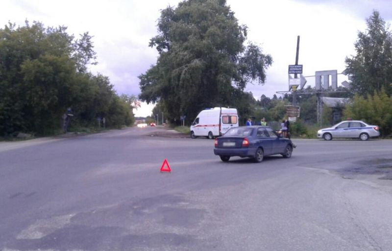 Авария на Загородном шоссе: под колеса «Хендай» попал мопедист