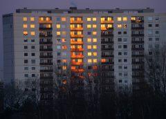 Пожар на Шагоева в Приволжске: пострадали люди