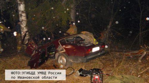 Авария на трассе Ростов-Иваново-Нижний: два человека погибли