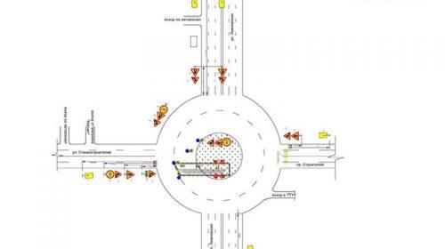 В Иванове с 5 июля ограничат движение на внутренней полосе кольца у автовокзала