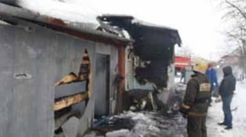 Пожар в Новописцово: в Вичугском районе пострадал человек