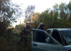 В ДТП на трассе Пучеж-Иваново погиб мужчина