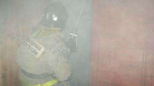 В Вичуге в многоэтажке утром произошел пожар