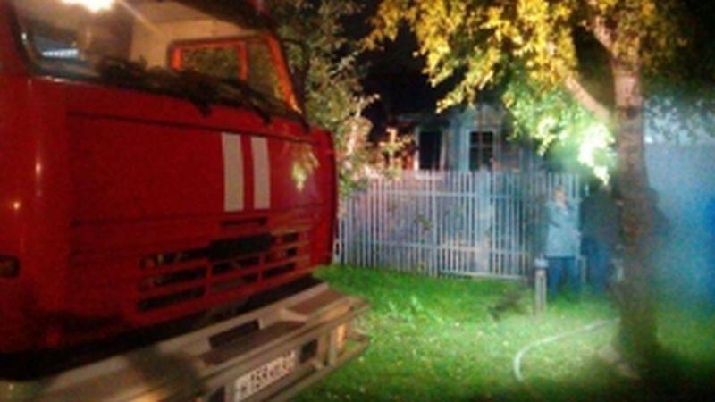 На пожаре в Шуе погибли три человека
