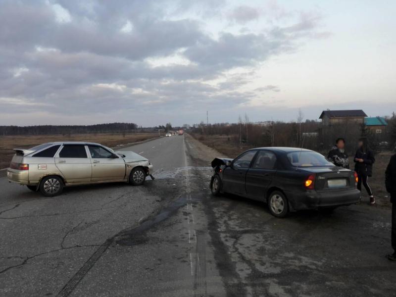 Авария на трассе Родники-Иваново: из-за пьяницы водитель сломал грудину