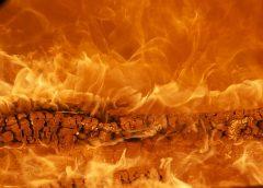 Четыре человека сгорели в пожаре на Клубной в Вичуге