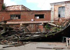 Обрушение здания в Тейково: один погибший и один пострадавший