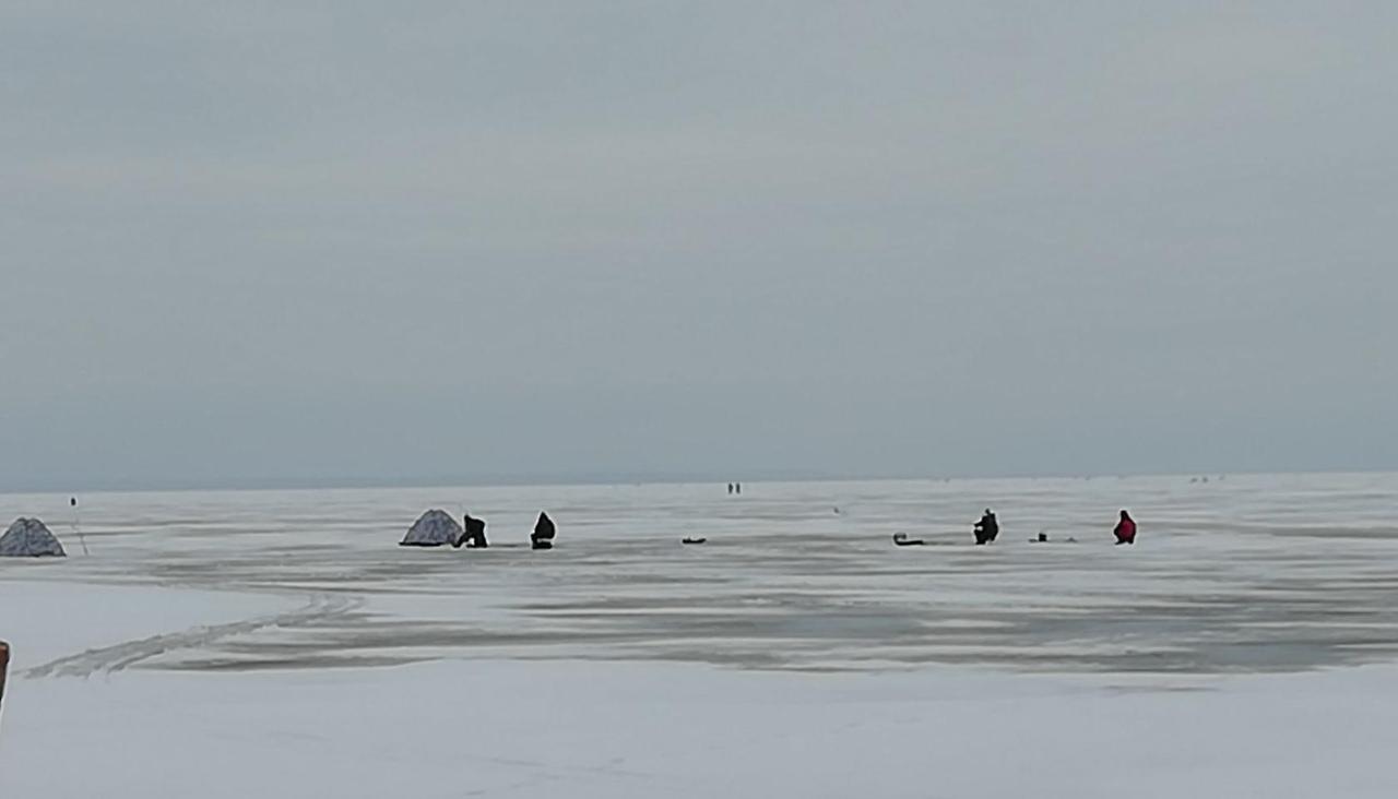 В Лежневском районе утонул рыбак