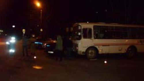 В Кинешме в ДТП попали пассажирский автобус и легковушка: есть пострадавшие