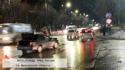 В ДТП на проспекте Ленина — Батурина пострадала 2-летняя девочка