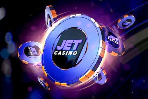 Jet Casino — портал азартных развлечений