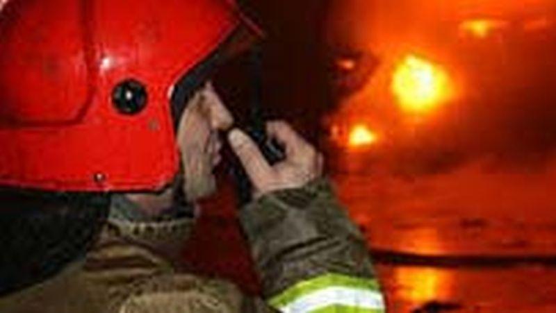 Большой частный дом горел утром в Савинском районе