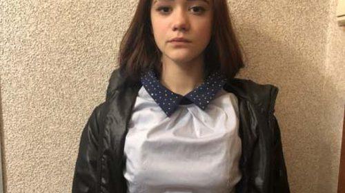 Пропала 13-летняя Виктория Куликова