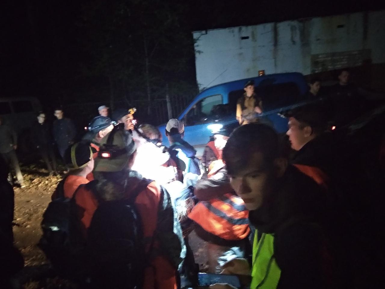 Пропавшего вчера вечером 2-летнего мальчика из Рогатино ночью нашли