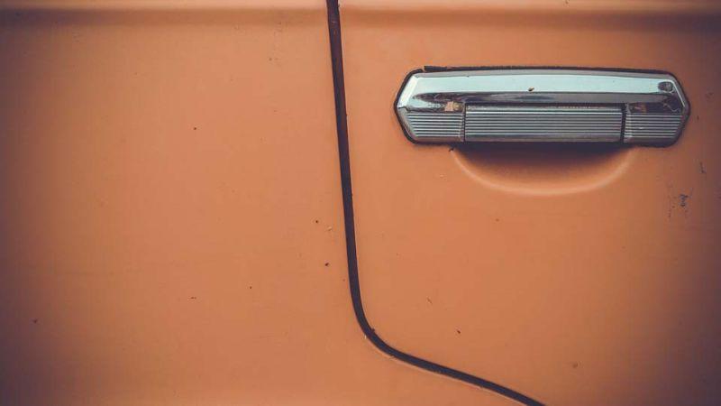 На Кудряшова украли автомобиль, чтобы сдать в металлолом