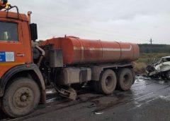 В ДТП с «КАМАЗом» под Вичугой погибли двое сотрудников СК