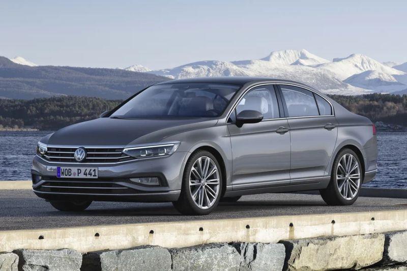Обновленный Volkswagen Passat в конце года появится в автосалонах России