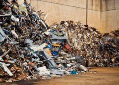 Экс-сотрудников МВД судят за сдачу государственного металла