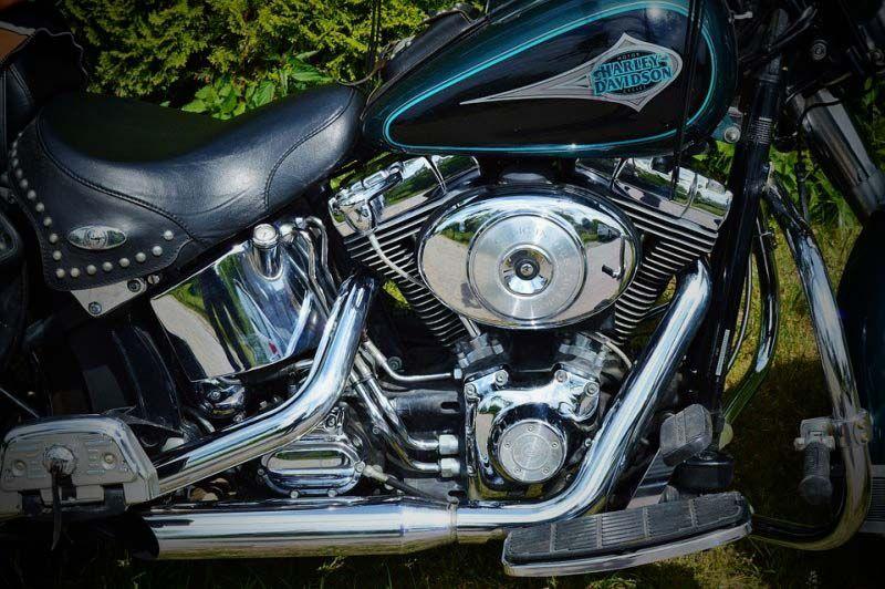 """У одного из домов Иванова угнали мотоцикл """"Harley Davidson"""""""