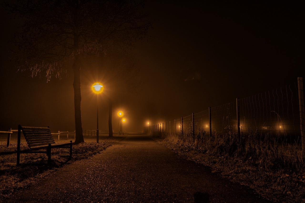 В Иванове освещение у детсада и школы сделают только через два года