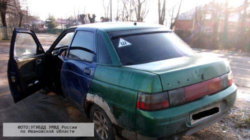 До 15 тысяч рублей штрафа и разбитая машина: автоледи села за руль