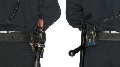 Мужчина ударил полицейского при исполнении и получил 70 тысяч штрафа