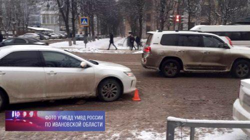 На проспекте Шереметьевском сбили ребенка