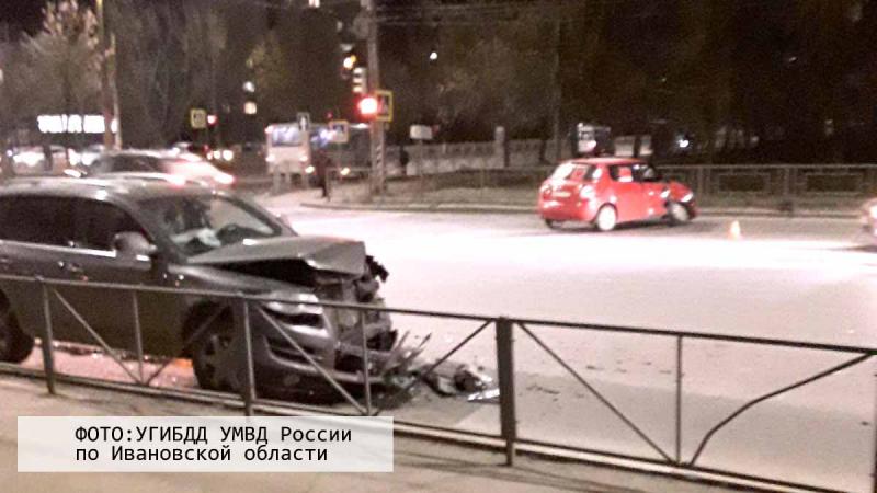Авария на Строителей: после ДТП водитель впал в кому