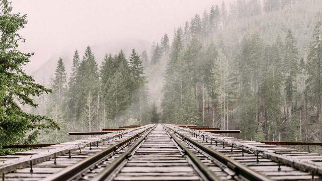 Поезд сбил человека: авария произошла на перегоне Кохма-Ворожено
