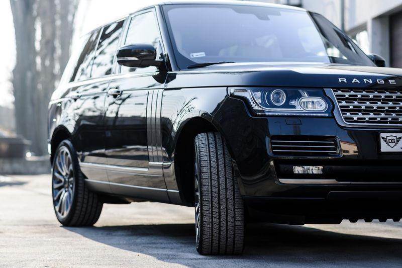 Range Rover Sport возглавил ТОП-10 внедорожников класса «Люкс»