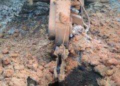 Взрыв газа в Приволжском районе произошел из-за земляных работ
