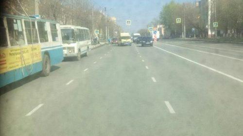 На проспекте Шереметьевском сбили человека