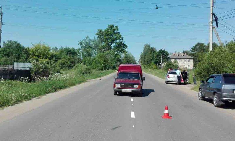 В Вичуге «ИЖ» сбил 8-летнего мальчика